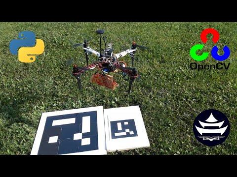Autonomous Drone Delivery | Taco Copters and Precision Landing