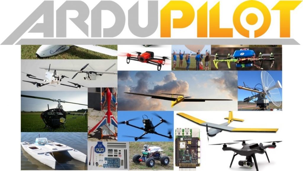 arduPilot-flight-stack