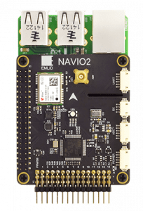 Navio2 Flight Controlle