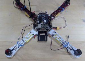 Make a drone build