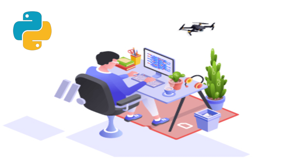 Drone Programming | How to Control a Drone with Python