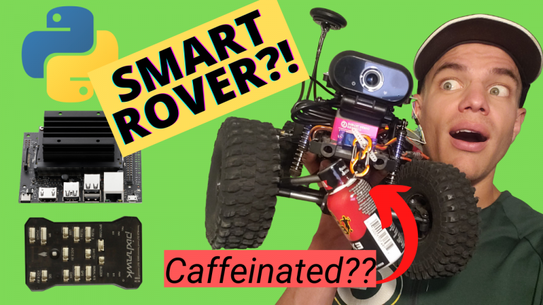 How To Make A Smart UGV   An ArduRover Guide (2021)